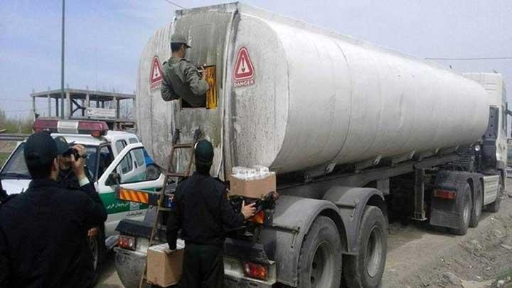 کشف بیش از ۱۴ هزار لیتر سوخت قاچاق توسط پلیس آگاهی ابهر