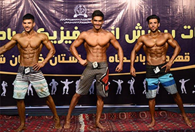 ابهر میزبان مسابقات پرورش اندام انتخابی استان زنجان شد
