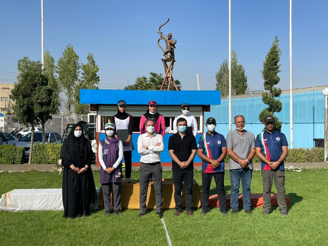 کمانداران ابهری جوان و نوجوان در رقابتهای تیراندازی با کمان جایزه بزرگ خلیج فارس افتخار آفریدند
